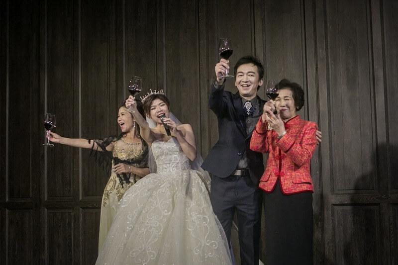 喜鐳 + 進呈 wedding 408